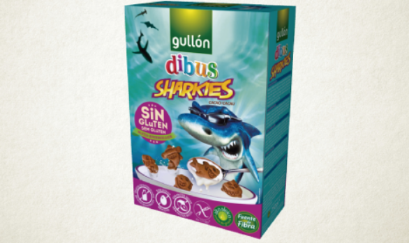 Packaging y diseño producto Gullón